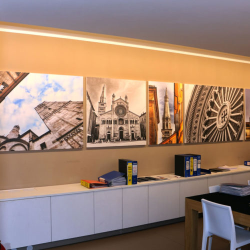 Canvas Modena & Ghirlandina